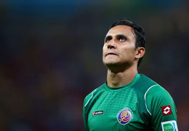 Atletico told to up €6 million Keylor Navas bid