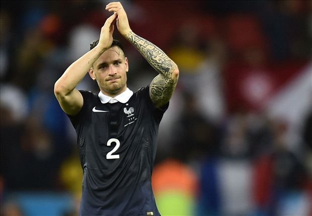 Debuchy confirms Arsenal talks