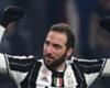 Higuain: Lazio war kein Problem