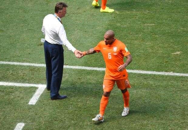 Situs Bola - Nigel De Jong Mengikuti Semi Final Piala Dunia