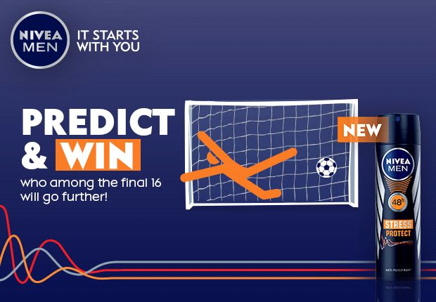 Win your share of prizes when predicting World Cup scores!