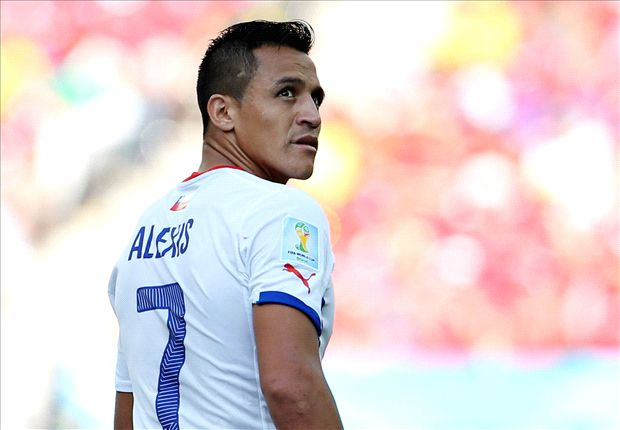 Wenger set for Alexis Sanchez talks