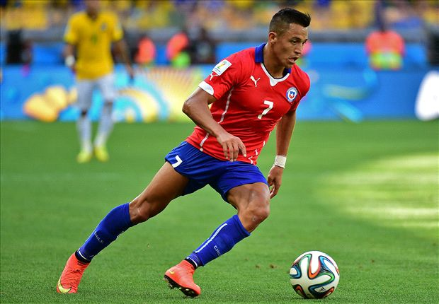 Alexis to undergo Arsenal medical ahead of €40m move