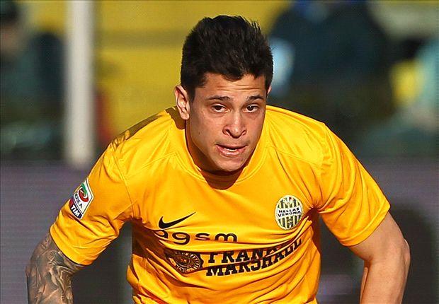 Juventus tie up €27m Iturbe deal