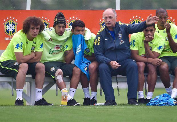 Neymar praises Scolari for hiring psychologist