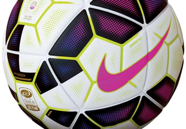 Il pallone ufficiale della prossima Serie A