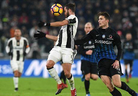 FT: Atalanta 2-2 Juventus