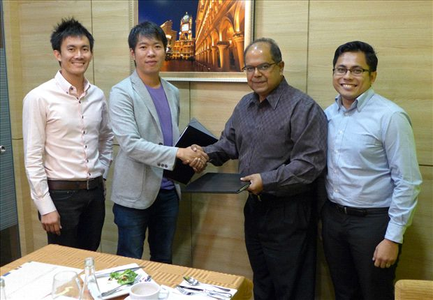 Home United ink $2 million sponsorship with Linco Investments