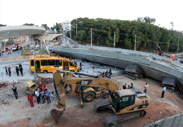 Brazilian government investigates bridge collapse