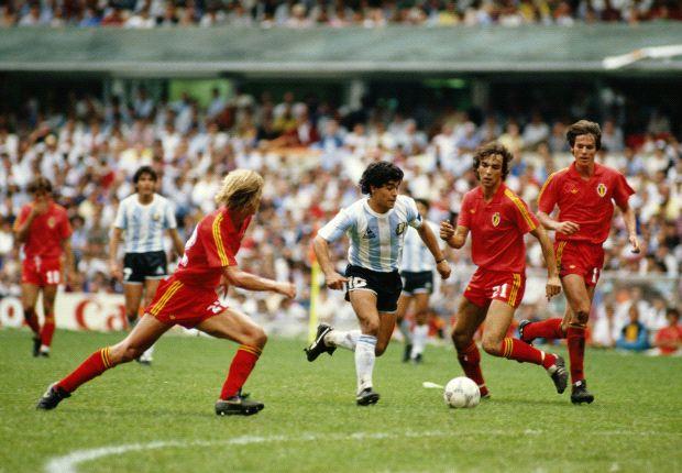 Diego Armando Maradona, el '10'