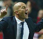 """Zidane : """"Benzema répond toujours présent"""""""