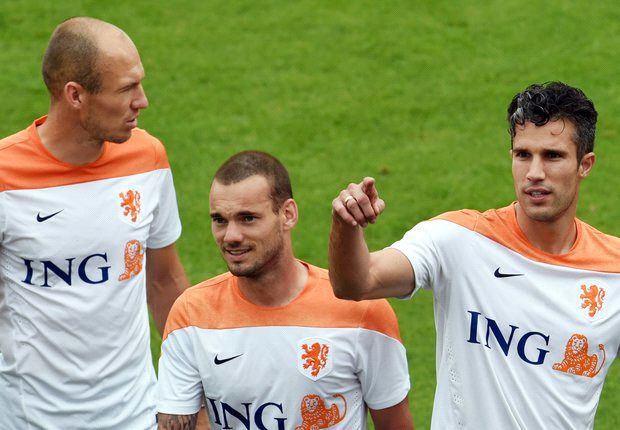 Sneijder: Robben is the Dutch Messi