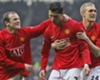 'Rooney was as good as Ronaldo'