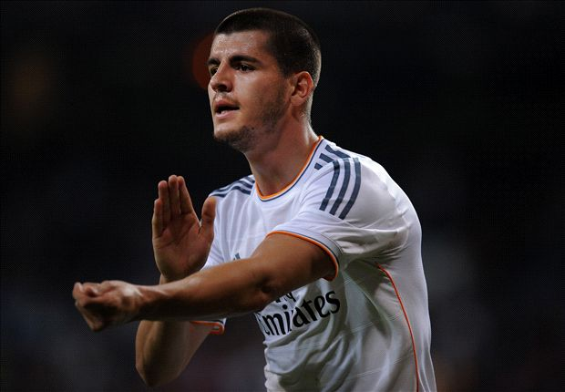 Morata 'very happy' to be joining Juventus