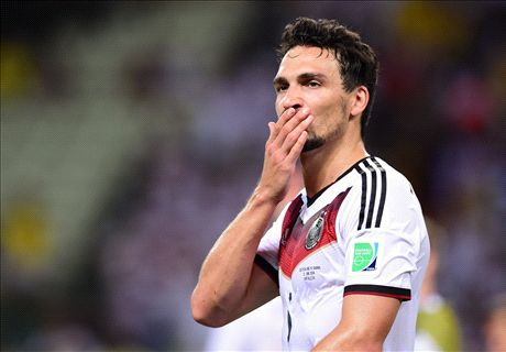 Transfer Talk: Barca move for Hummels
