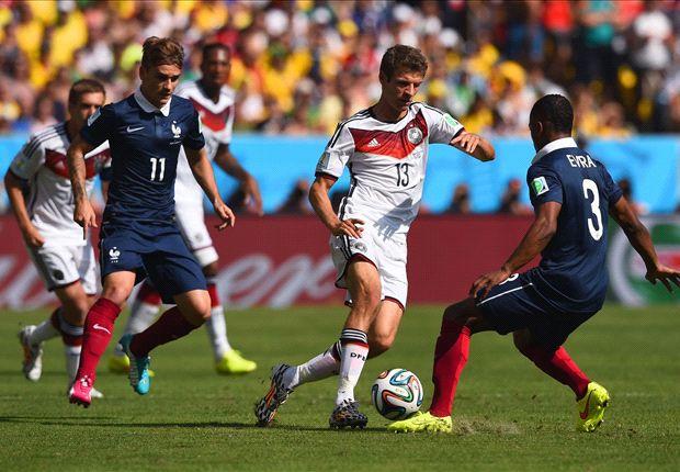 Francia 0-1 Alemania: Hummels guía a unas semifinales a la antigua usanza