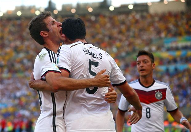 France 0-1 Germany: Hummels breaks French hearts to seal semi-final berth