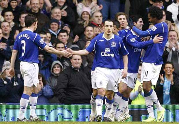 Everton 2-0 Bolton Wanderers: Mikel Arteta and Steven Pienaar strikes earn Toffees' seventh home win in a row