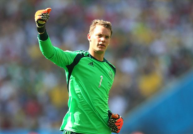 Boateng hails 'fantastic' Neuer after France win