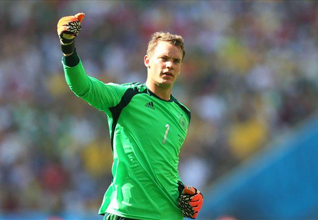 Neuer best in the world - Zoff