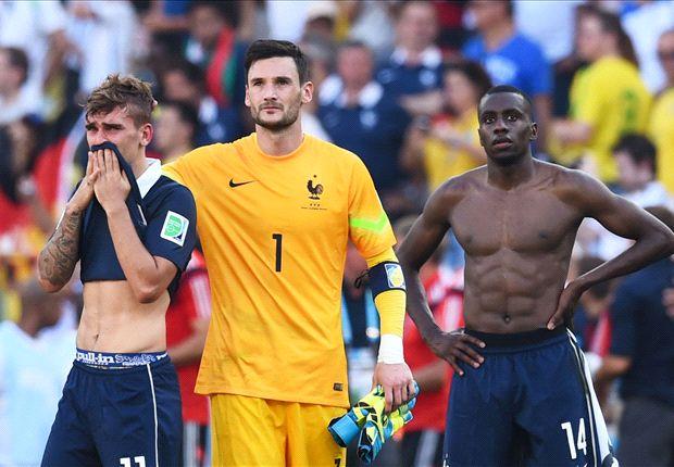 """Las reacciones del Francia 0-1 Alemania: Didier Deschamps está """"orgulloso de sus jugadores"""""""