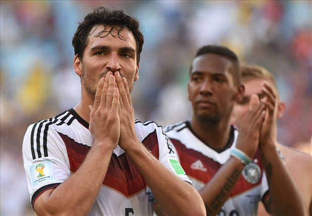 Germany are playing well enough to win the World Cup, insists Hummels