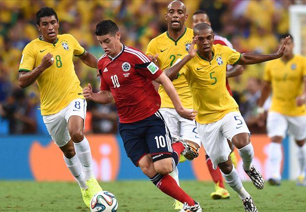 Maicon thanks Scolari for starting him over Dani Alves