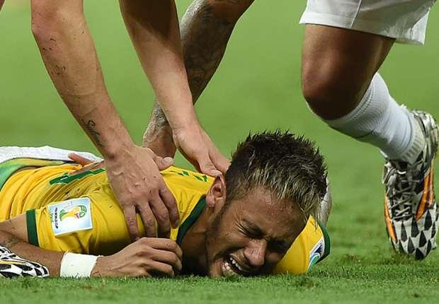 Sin Neymar, Brasil dice adiós al último vestigio de poesía