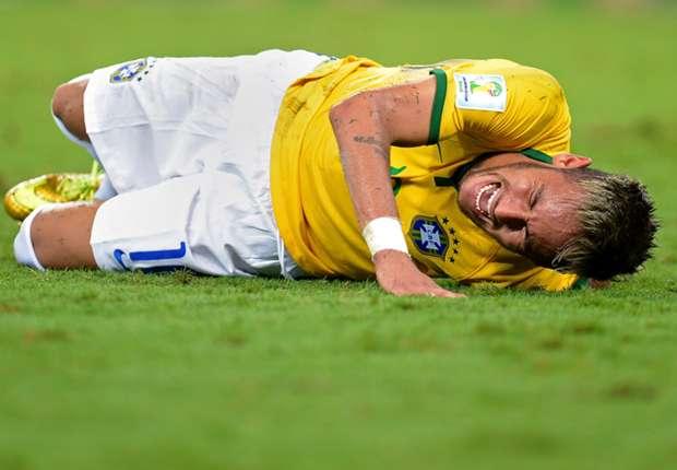 Agen Bola - Piala Dunia Berakhir Buat Neymar
