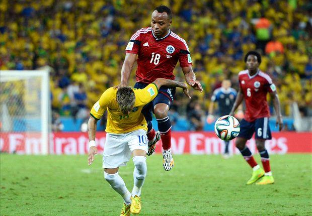 Fifa to investigate Neymar incident
