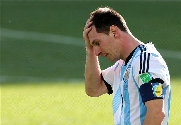 Raul: Di Maria injury piles more pressure on Messi