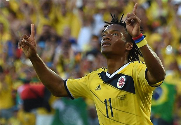 Cuadrado in the dark over Barcelona rumours