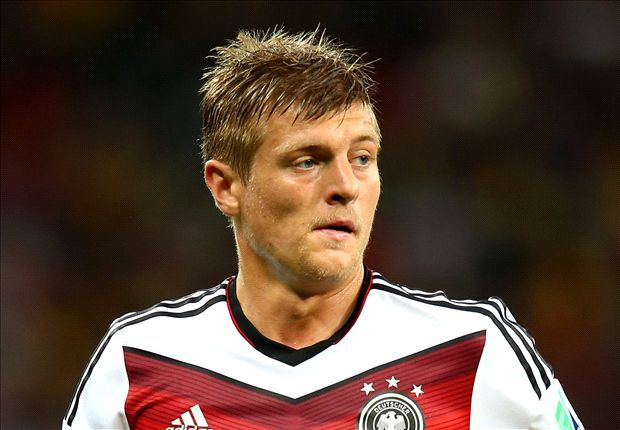 Madrid? I know where I'll play next season - Kroos