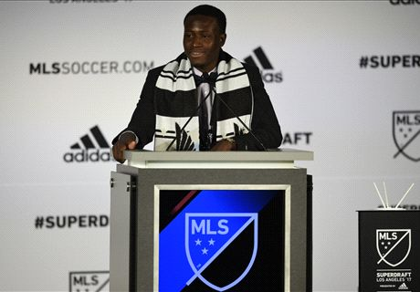 MLS Wrap: Danladi's delayed arrival