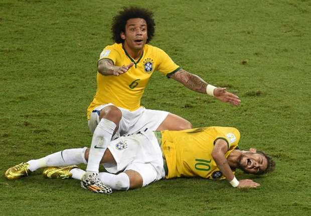 Agen Bola - Neymar Sempat Tak Merasakan Kakinya