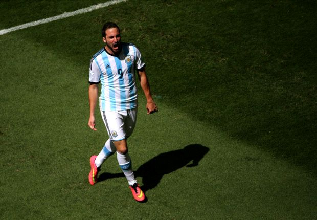 'I knew a goal would come' - Higuain after ending Argentina drought