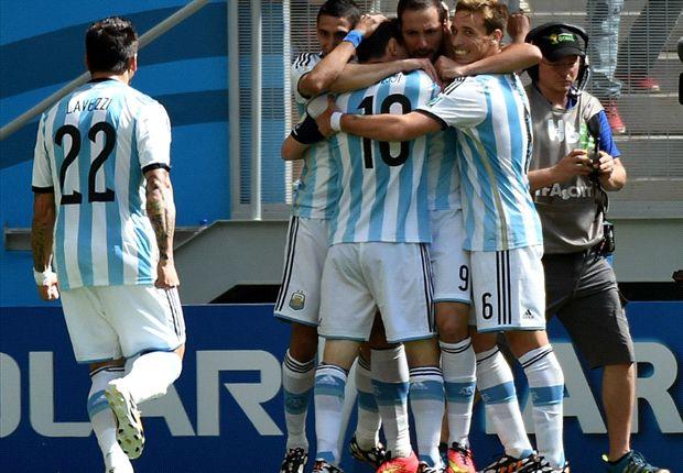 Argentina le ganó 1 a 0 a Bélgica y está en la semifinal del Mundial