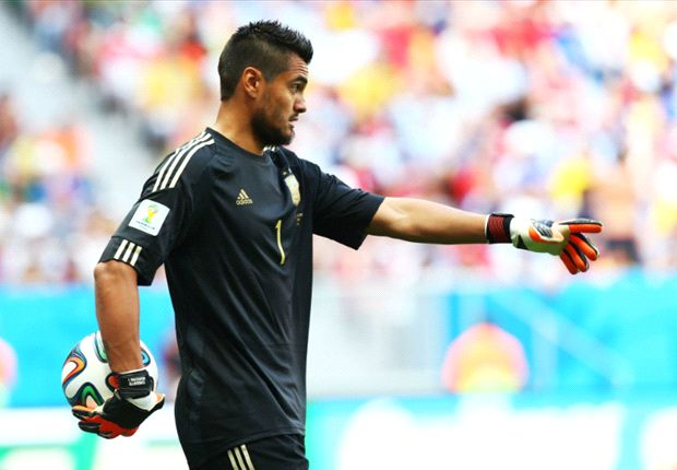 Romero: I owe Van Gaal