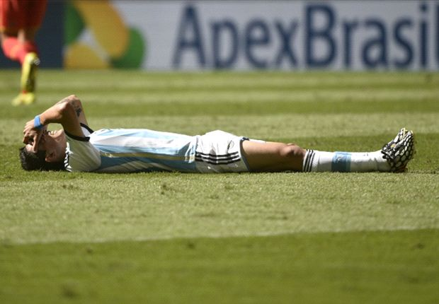 Agent - Di Maria is out of World Cup