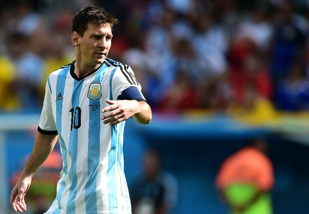 Messi: Semi-finals were Argentina's 'first goal'