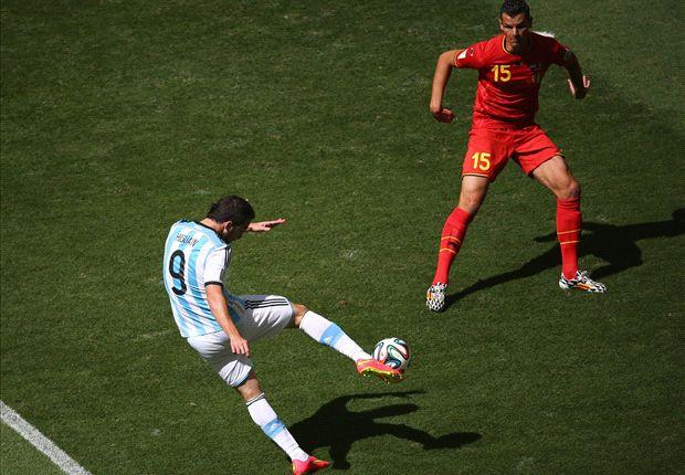 Van Buyten konnte Higuain bei seinem Treffer nicht blocken