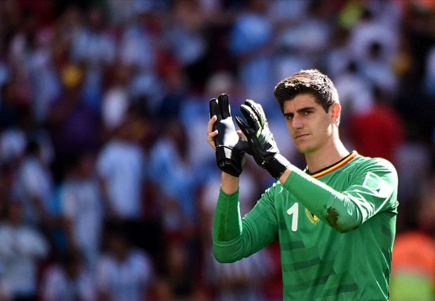 Courtois continues to cast a long shadow at Atletico, admits Moya