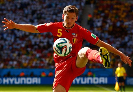 Transfer Talk: Barca want Vertonghen