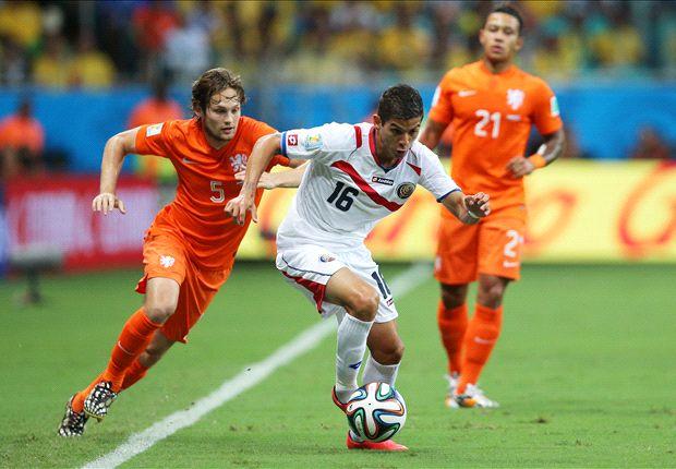 Holanda (4) 0-0 (3) Costa Rica: Louis Van Gaal bien merece un Mundial