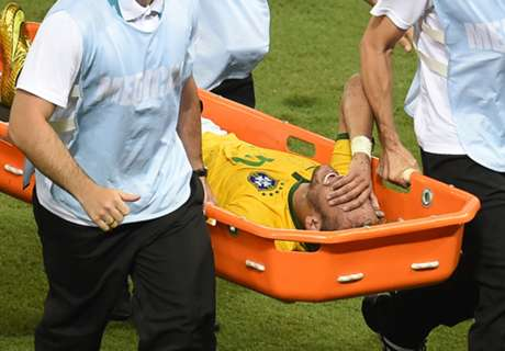 Brazil 'half the force' without Neymar'