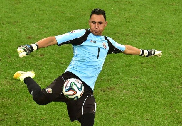 Navas: Real Madrid move round the corner