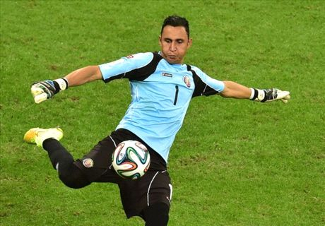 Real Madrid are my priority - Navas