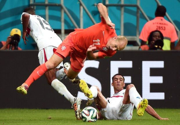Krul display shows we're in it together – Robben