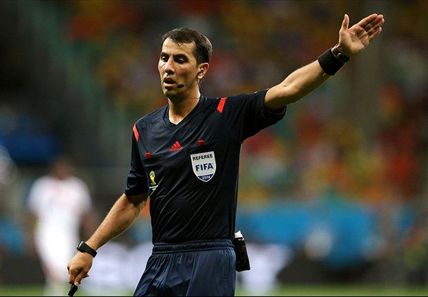 Uzbekistan referee Ravshan Irmatov sets World Cup record