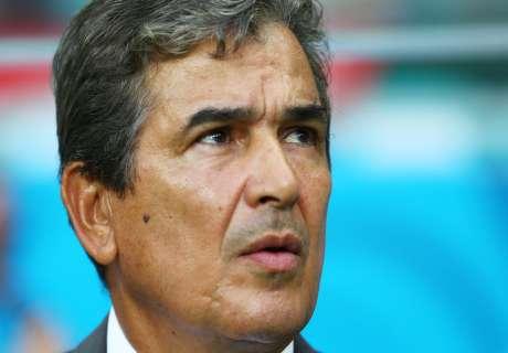 Costa Ricas Trainer Pinto geht